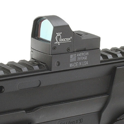 Reflex vizor Docter 3.5  MOA sight III